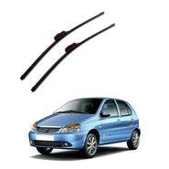 AutoStark Frameless Wiper Blades For Tata Indica New (D)24