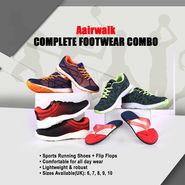 Aairwalk Complete Footwear Combo