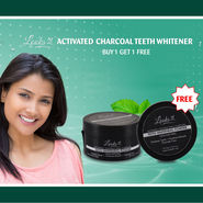 Activated Charcoal Teeth Whitener - BOGO