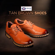 Adler Tan Brown Shoes