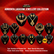 Adrushta Lakashmi Jewellery Collection