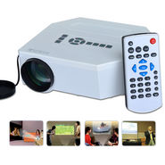Advanced 150 Lumens LED Cinema Projector