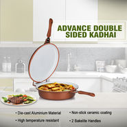 Advanced Double Sided Kadhai