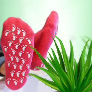 Aloe-Vera Infused Socks Set of 3