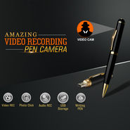 Amazing Video Recording Pen Camera