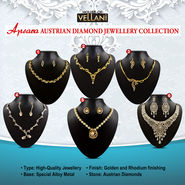 Apsara Austrian Diamond Jewellery Collection