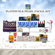 Astaberry Platinum & Pearl Facial Kit