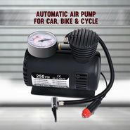 Automatic Air Pump for Car, Bike & Cycle