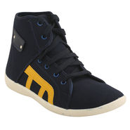 Bacca Bucci Canvas  Blue Casual Shoes -ntb14