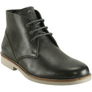 Bacca Bucci Genuine Leather Black  Formal Shoes -Bbmf7319A
