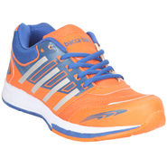 Bacca Bucci Mesh Orange Sports Shoes -Bbmg8021R