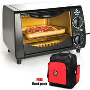 Bajaj Majesty Oven Toaster Griller + Free Backpack