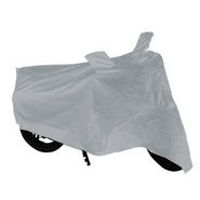 Bike Body Cover for Hero Passion PRO - Silver