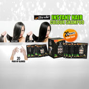 Birde Instant Hair Colour Shampoo