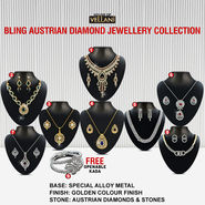 Bling Austrian Diamond Jewellery Collection