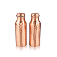 Buy 1 Get 1 Designer Copper Bottle