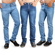 Buy 2 Get 1 Fashion Denims for Men by Mr. Tusker