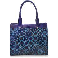 Arpera Blue Ladies Handbag Ssa20