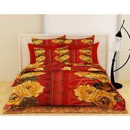 Storyathome Peach 1 Double Quilt - Comforter-CF1202