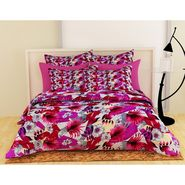 Storyathome Magenta 1 Single Quilt - Comforter-CFS1204