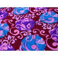 Storyathome Maroon 1 Single Quilt - Comforter-CFS1209