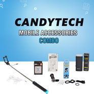 Candytech Mobile Accessories Combo