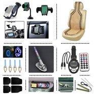 Pack of 8 Multi Utility Car Accessories