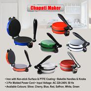 Chapati Maker NT6