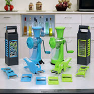 Royal Chef Fruit Juicer + 10 in 1 Slicer + Multi Cutter