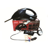 Coido 6023 Dc12V Inflator With Vacuum Cleaner (2 In 1)