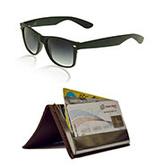 Combo of Royal Son Wayfarer Sunglasses + ATM Card Holder