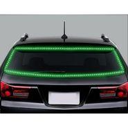 AutoStark 5 Meters Waterproof Cuttable LED Lights Strip Roll - Green