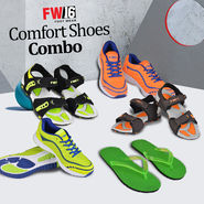 FW16 Comfort Shoes Combo