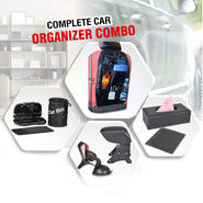 Complete Car Organizer Combo