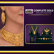 Complete Gold Jewellery Collection