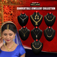 Convertible Jewellery Collection