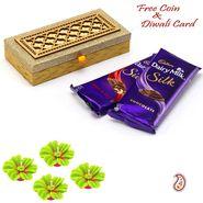 Aapno Rajasthan Dairy Milk Silk Pack with Box