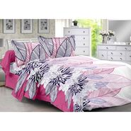 Valtellina 100% Cotton Double Bedsheet with 2 Pillow Cover-3012-b