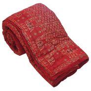 Jaipuri Print Cotton Double Bed Razai AC Quilt-DLI4DRZ314