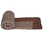 Jaipuri Print Cotton Single Bed Razai AC Quilt-DLI4SRZ105