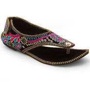 Branded Womens Sandal Multicolor -MO322