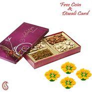 Aapno Rajasthan Big Dry fruit Box and Diwali Hamper