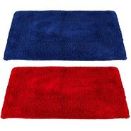 Storyathome Set of 2 Cotton Blend Doormat-DN_1417-1415-Z