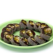 Dryfruit stuffed Anjeer Cutlets with Free Laxmi Ganesh Coin_DRM1404