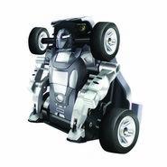 Mitashi Dash Rechargeable RC Transformable Robo Car