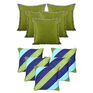 Dekor World Set of 10 Designer Printed Cushion Cover-DWCB-200