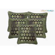 Set of 5 Dekor World Design Cushion Cover-DWCC-12-020-5