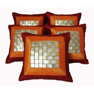 Set of 5 Dekor World Design Cushion Cover-DWCC-12-032-5