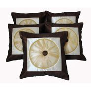 Set of 5 Dekor World Design Cushion Cover-DWCC-12-037-5