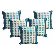 Set of 5 Dekor World Design Cushion Cover-DWCC-12-059-5